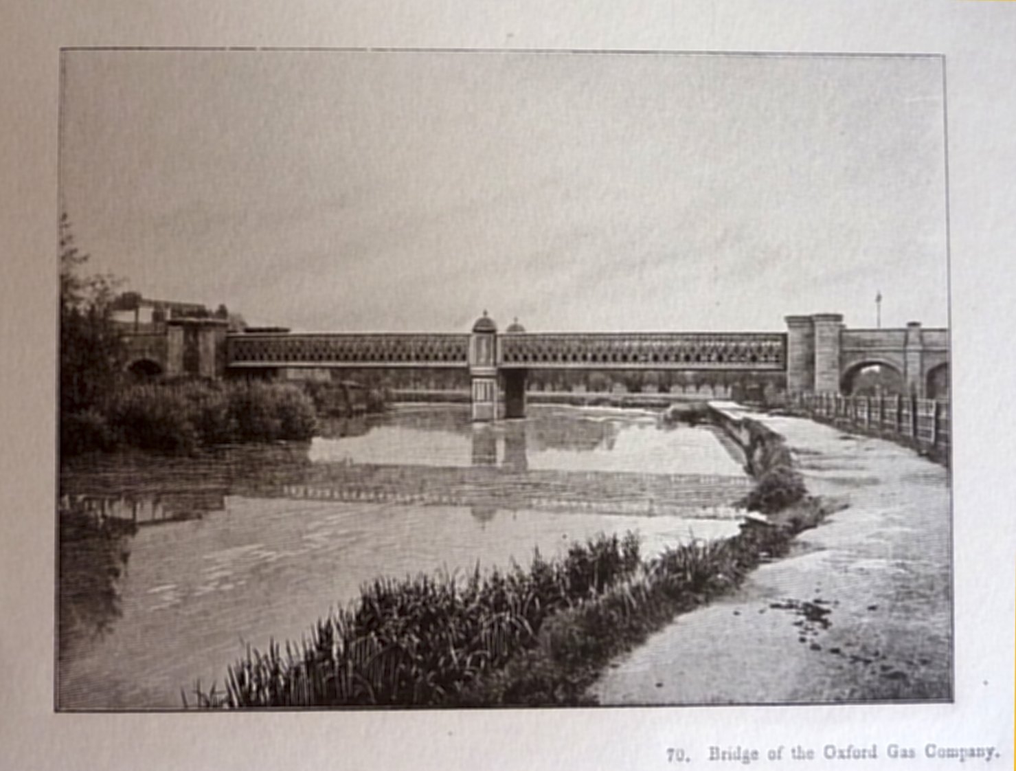 [Gasworks railway bridge from Dredge 1897]
