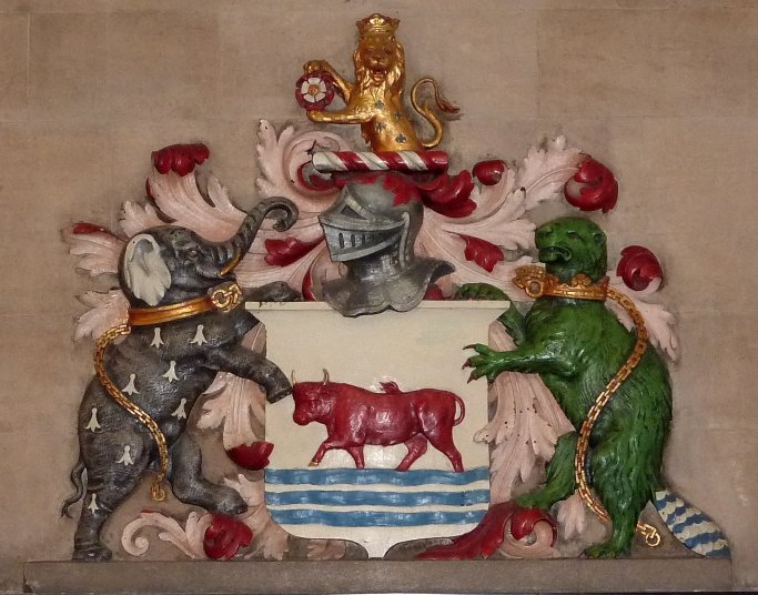 [Oxford Town Hall 1897 coat of arms]