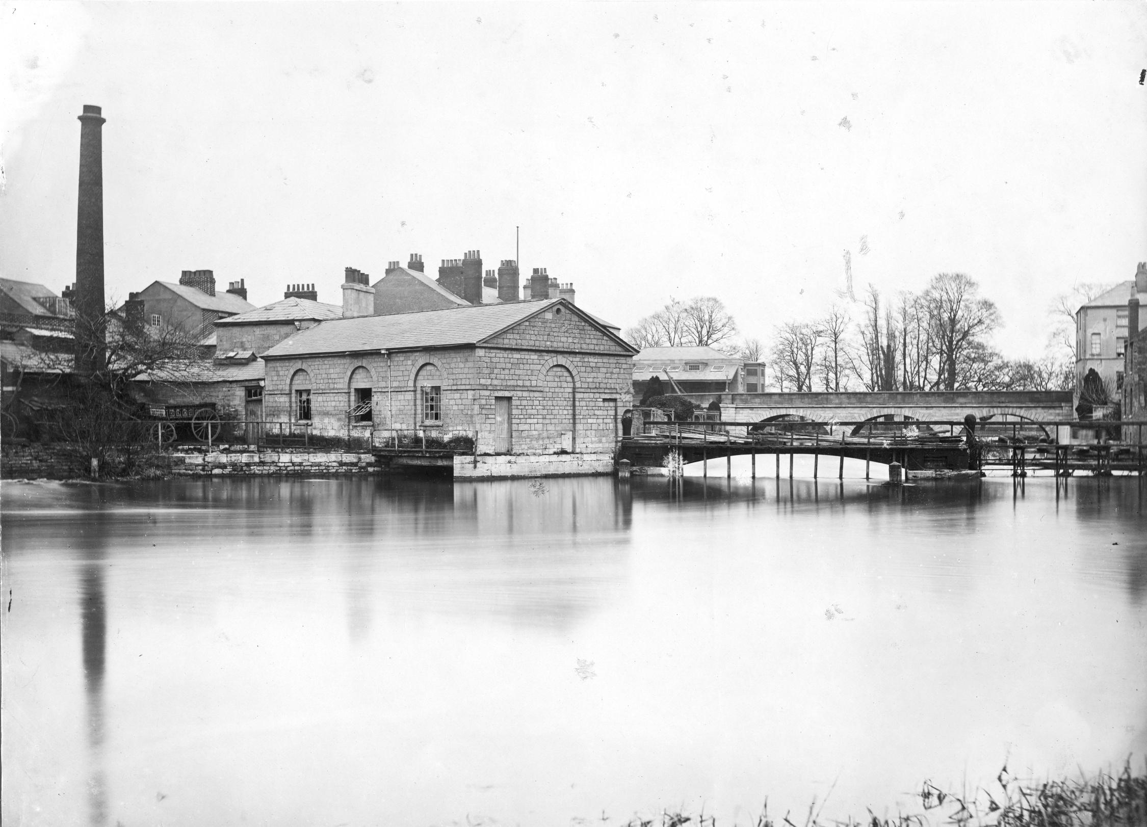 [Folly Bridge old pumping station D267117a]